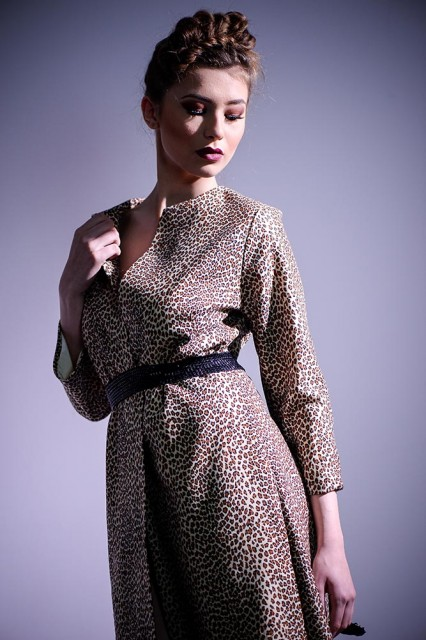THE LEO IN LEOPARD by Black Diamonds Design